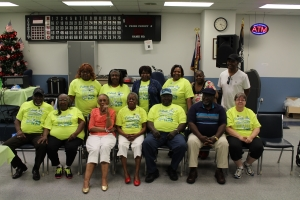 Pinhook Elders Gather at Pinhook Day